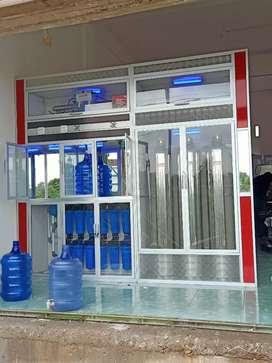 Trimah pasang dan servis alat depotgalon isi ulang air minum