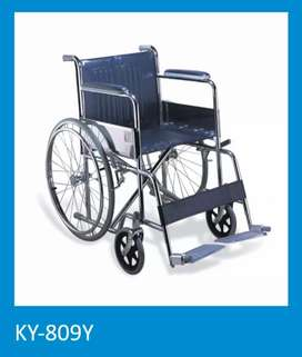 All types of Manual and electric wheelchairs