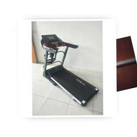 Treadmill Elektrik Merk Total 666 // BG Homeshopping