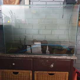 Aquarium 30x60x90cm tebal 5mm