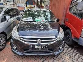 Suzuki Ertiga GL MT 2017 DP20jt pake BCA