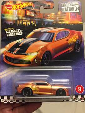 Hotwheels Premiums - Diecast metal cars (1:64) Imported from USA