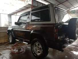 Rocky  independent 4x4 1996 sdh pakai turbo ,mulus ,nego