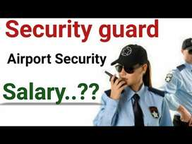 Urgent apply for security supervisor and guards for airport all India