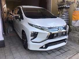 Mitsubishi Xpander ultimate AT 2018 asli Bali samsat baru pribadi