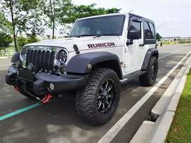 Jeep Wrangler Rubicon 2011 AT, Good condition.!!