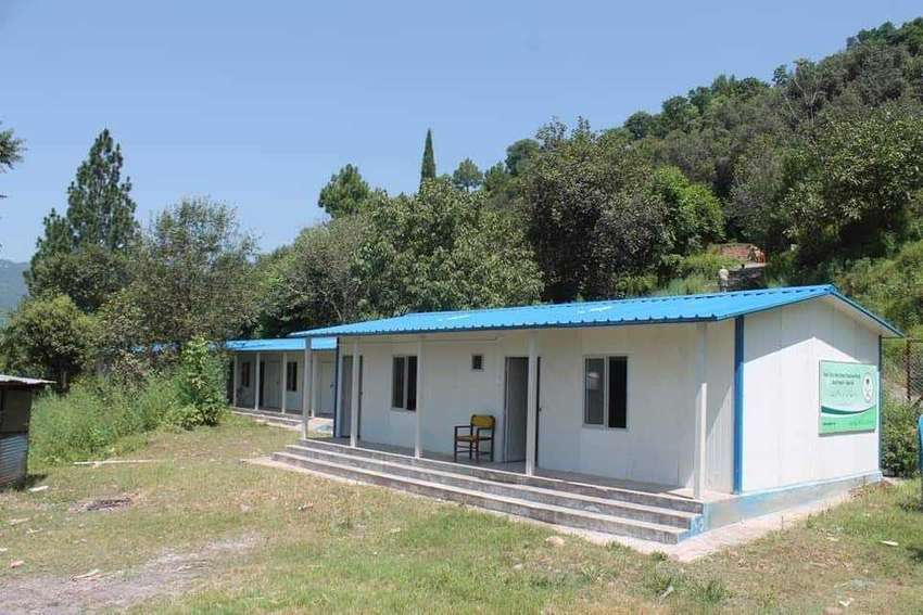 House container / good stuff  prefab house for sale on demand