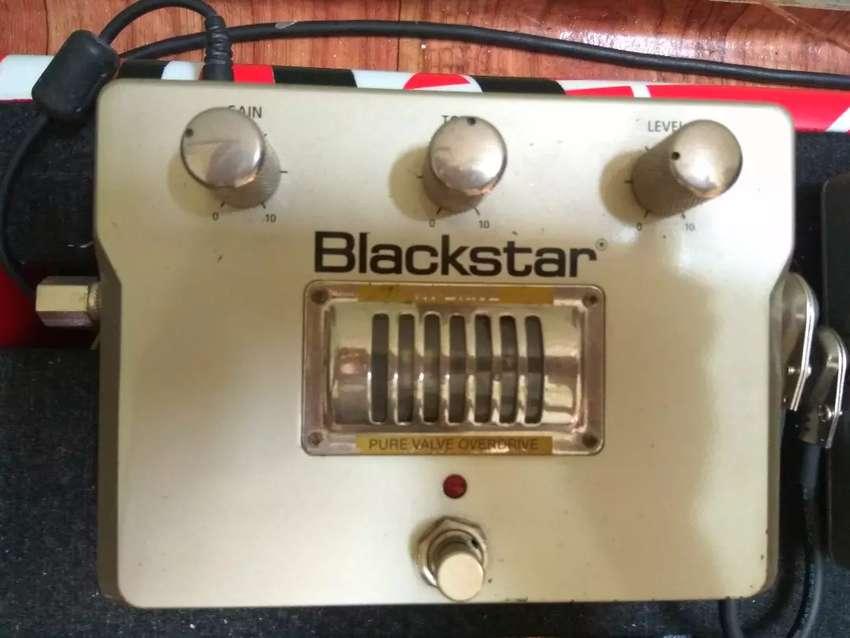 Efek Gitar Blackstar HT Drive (Real Valve) 0