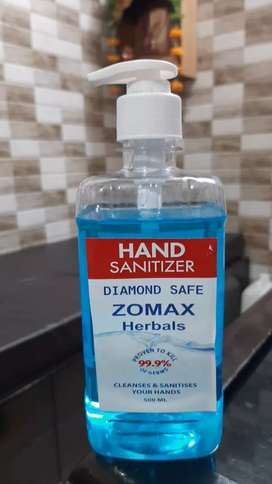 Hand sanitizer 23 rs per PC