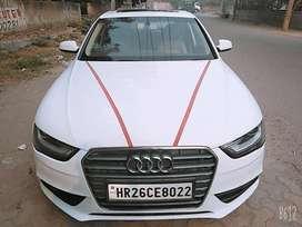 Audi A4 2.0 TDI (177bhp), Premium Plus, 2014, Diesel