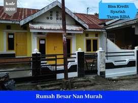 Rumah Besar Murah di Padang, Keluarga Pasti Senaang