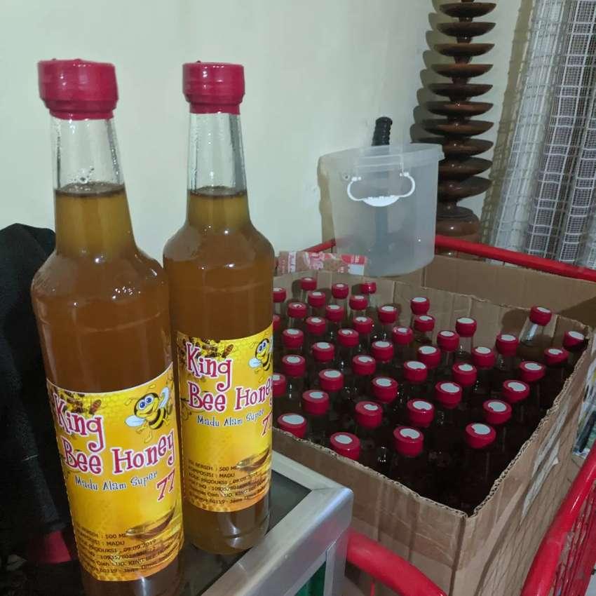 Jual Madu Asli King Bee Honey (500ml) 0
