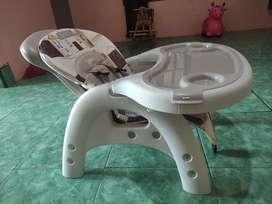 Kursi makan + meja belajar bayi baby Pliko Smart