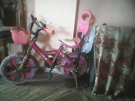 Small bicycles in good & running condition (2 years)