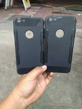 Softcase carbon Ipaky iPhone 6P