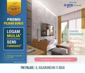 unit (1011) Apartemen The Palace Yogyakarta tipe 2BR mewah dekat kota