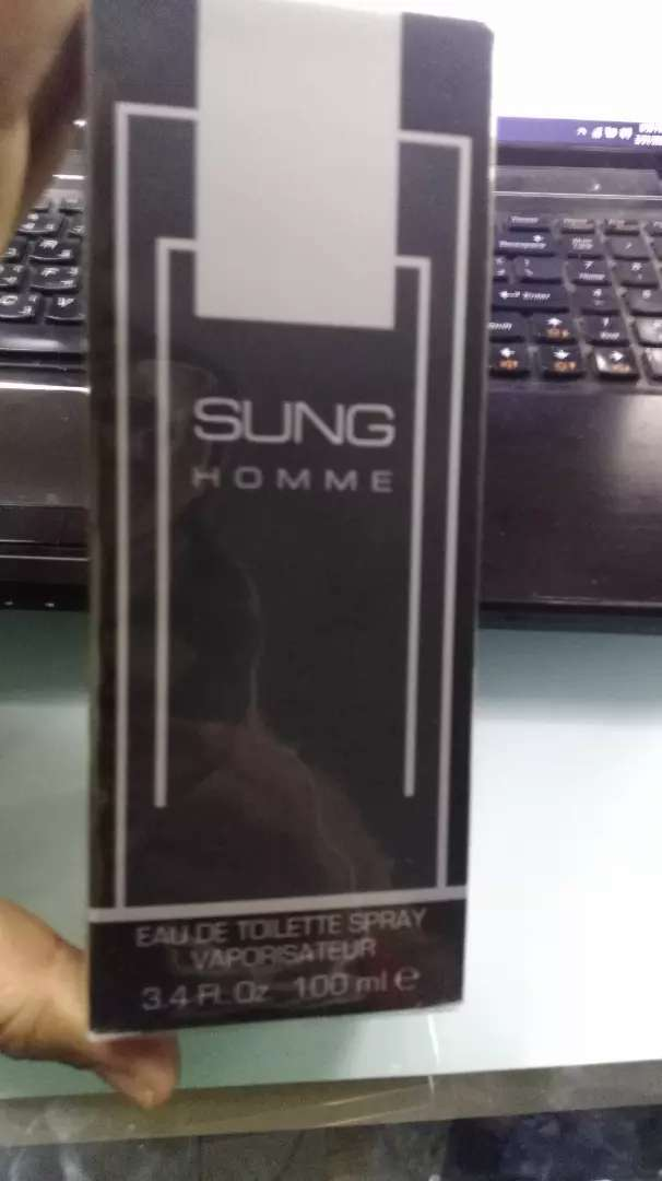 Perfume for Men - Brand: Sung Homme ( Seal packed) 0