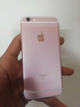 Rose gold 32 gb mint condition