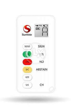 Clickers and Voting Pads for School Media etc