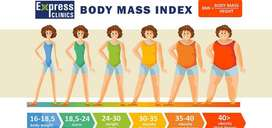 Find Your Body AGE.