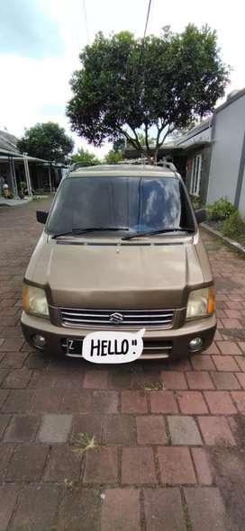 Suzuki Karimun Kotak 2004 GX Istimewa