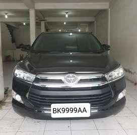 MobiL BARU Toyota Innova Reborn G Hitam M/T 2020