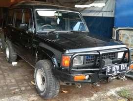 Chevrolet Trooper 1995 Hi-roof bensin 4x4 hitam