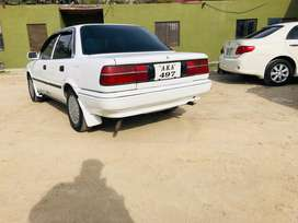 This is a 88 coorola  diesel Japan import