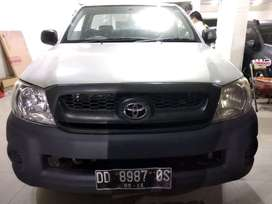 Hilux PU luxury Ac ND PS Tape 2011 /2012 (Tertinggi pickup bensin IRIT