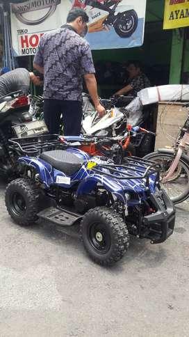 langka jarang ada motor mini atv quad bike