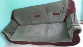 Good condition three sets sofa