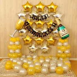 Birthday Decorations themes