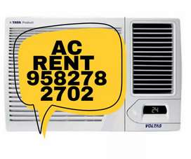 AC on RENT also Furniture and Appliances on RENT