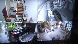 PAKET PEMASANGAN CCTV 2 KAMERA MURAH BERGARANSIAH