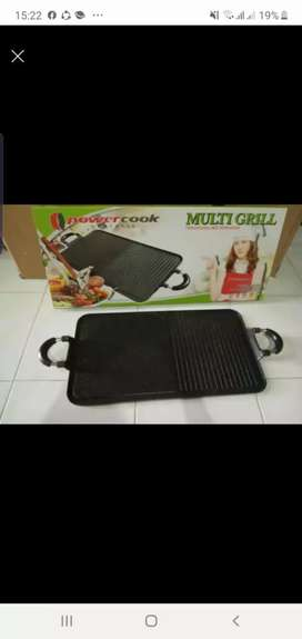 Pemanggang ikan ataupun daging Multigrilpan power cook