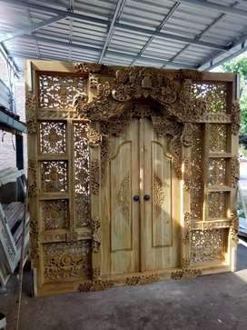 free ongkir barang sampai baru bayar pintu gebyok gapuro jendela jerem