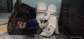Cricket kit..  For beginners..SI company..