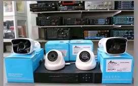 Paket CCTV terlengkap harga Hilook original_Di depok kota