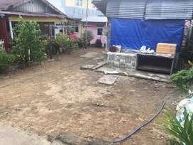 Tanah kosong di pusat kota Ambon
