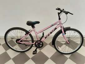 Bicycle Pink colour