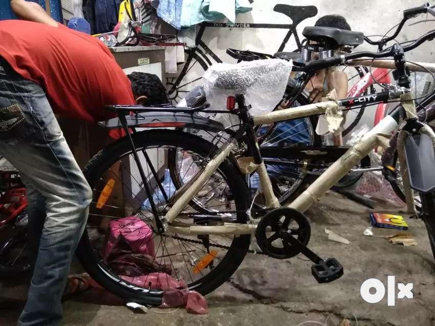 X-CITY BICYCLE 0