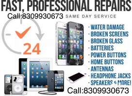 Mobile REPAIR-HARDWARE-SOFTWARE-ACCESSORIES@ I.Q MOBILES-Hyderabad&Sec