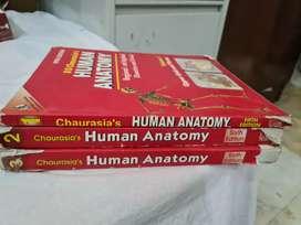 Human Anatomy by BD chaurasiya