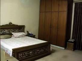 Secured Room available for family/short stay