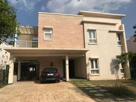 4 BHK Villa for lease in a world class gated community near Airport