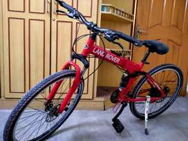 Land Rover Foldable bicycle imported cycle