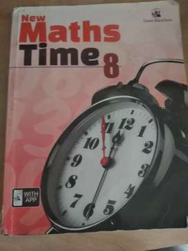 New MATHS TIME for grade 8
