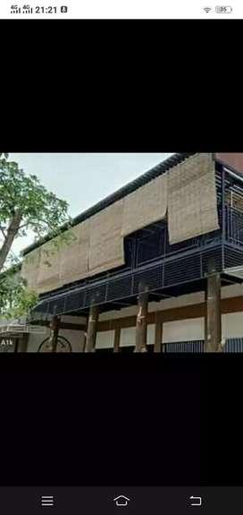 Tirai bambu 2021