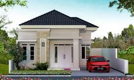 Dijual rumah tipe 50+ dengan luas tanah 160m²