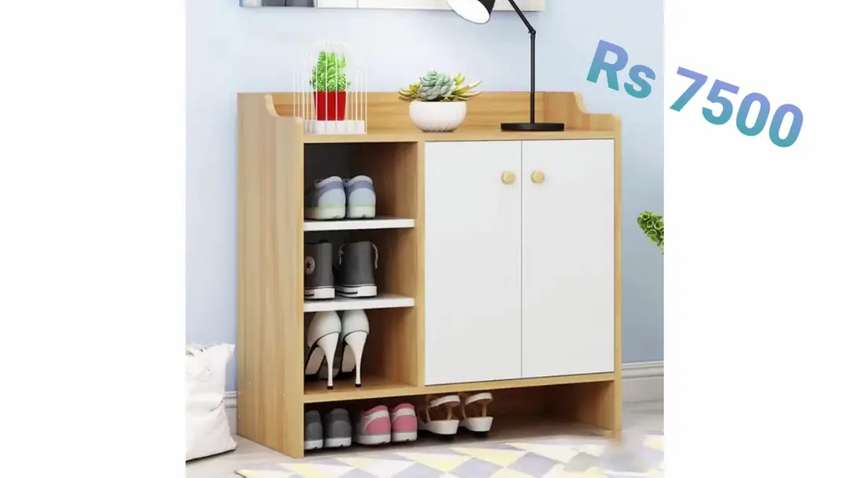 Shoes rack (free home delivery) 0